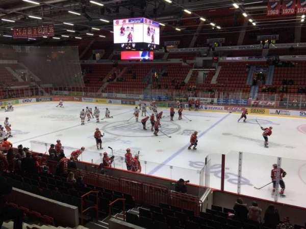 Helsingin Jäähalli, section: C5, row: 11, seat: 149