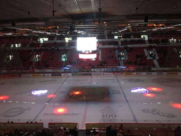 Helsingin Jaahalli Section F5 Home Of Hifk