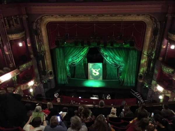Palace Theatre (Manchester), section: Grand Tier, row: H, seat: 22