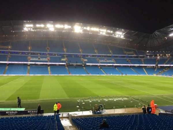 Etihad Stadium (Manchester), section: 128, row: Z, seat: 770