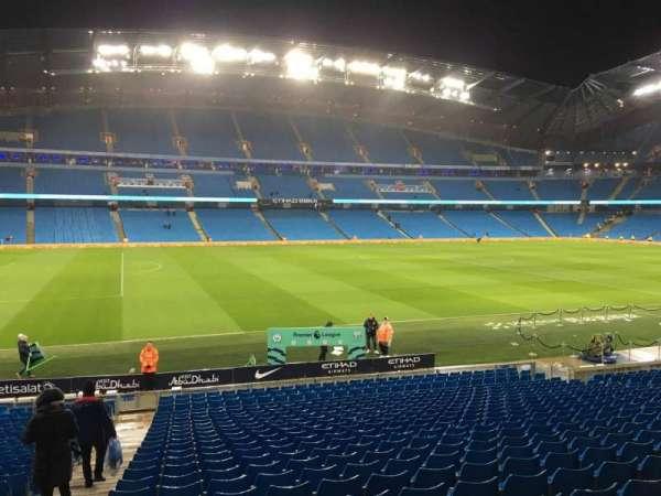 Etihad Stadium (Manchester), section: 139, row: Y, seat: 795