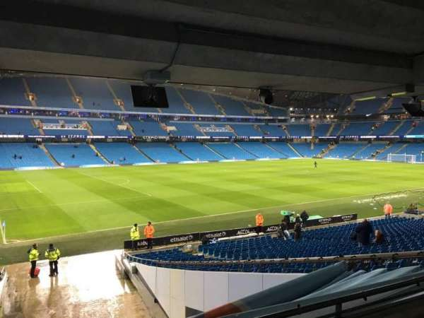 Etihad Stadium (Manchester), section: 131, row: Cc, seat: 839