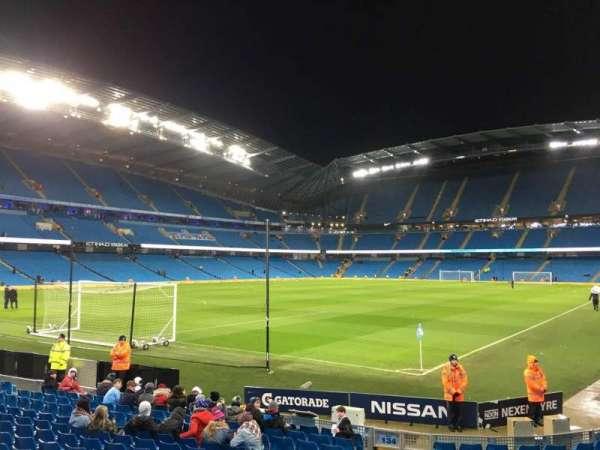 Etihad Stadium (Manchester), section: 134, row: M, seat: 890