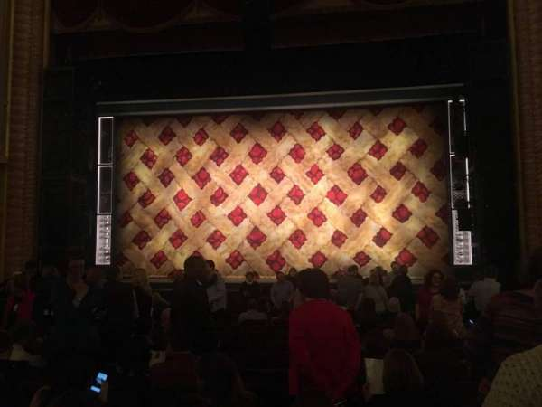 Forrest Theatre, section: Orchestra C, row: O, seat: 104