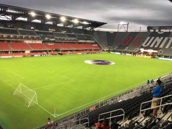Audi Field, section: 132, row: 19, seat: 13