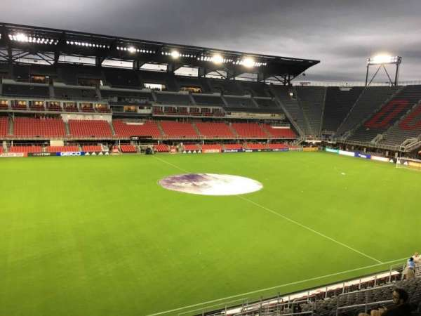 Audi Field, section: 129, row: 19, seat: 13
