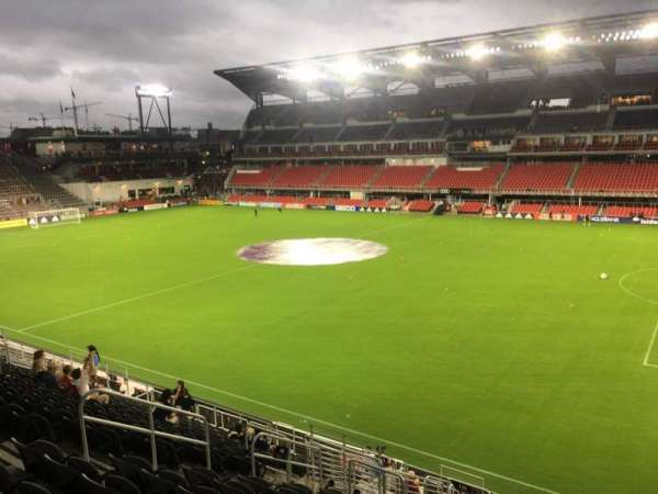 Audi Field, section: 124, row: 17, seat: 15