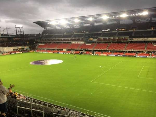 Audi Field, section: 123, row: 18, seat: 6