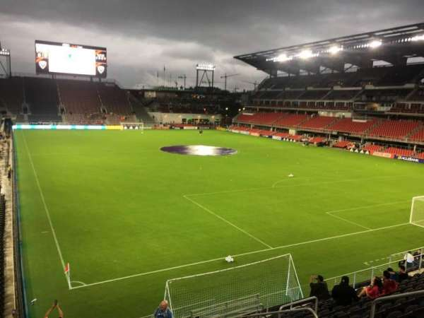 Audi Field, section: 120, row: 15, seat: 7