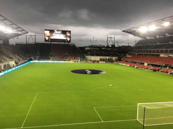 Audi Field, section: 118, row: 14, seat: 11