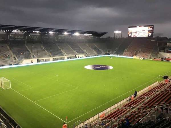 Audi Field, section: 112, row: 25, seat: 6
