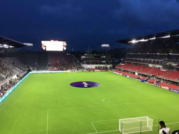 Audi Field, section: 118, row: 28, seat: 18