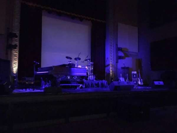 The Mauch Chunk Opera House, section: Floor Left, row: C, seat: 5