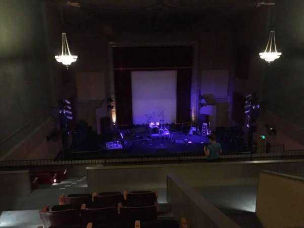 The Mauch Chunk Opera House, section: Balc Center, row: J, seat: 31