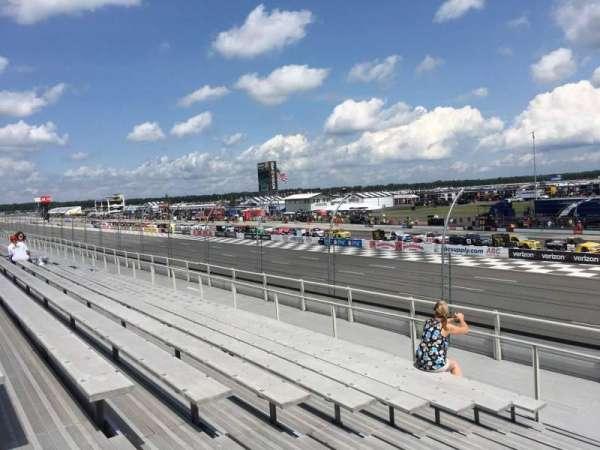 Pocono Raceway, section: 101, row: 13, seat: 3