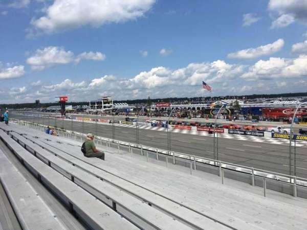 Pocono Raceway, section: 109, row: 17, seat: 25