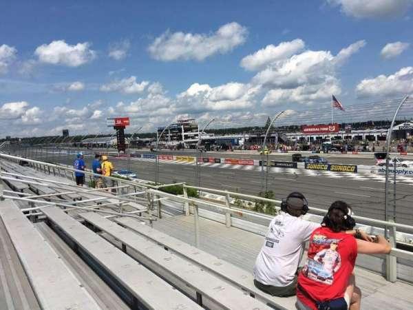 Pocono Raceway, section: 112, row: 5, seat: 15