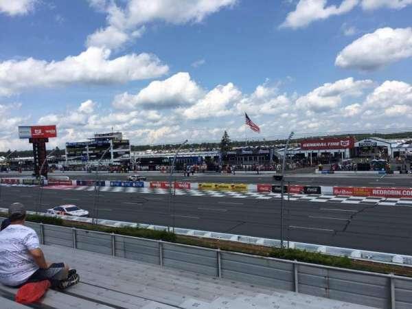 Pocono Raceway, section: 115, row: 13, seat: 18