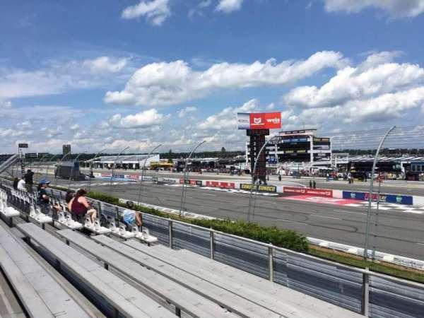 Pocono Raceway, section: 117, row: 8, seat: 12