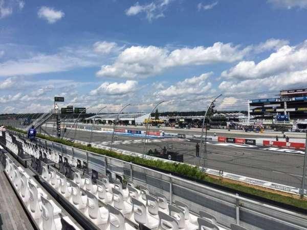 Pocono Raceway, section: 119, row: 9, seat: 12
