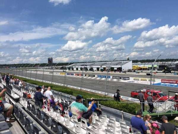 Pocono Raceway, section: 123, row: 10, seat: 13