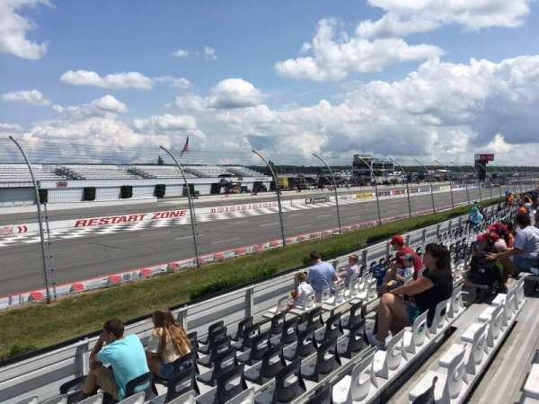 Pocono Raceway, section: 135, row: 10, seat: 10
