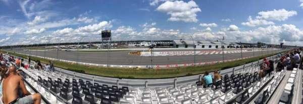 Pocono Raceway, section: 135, row: 10, seat: 9
