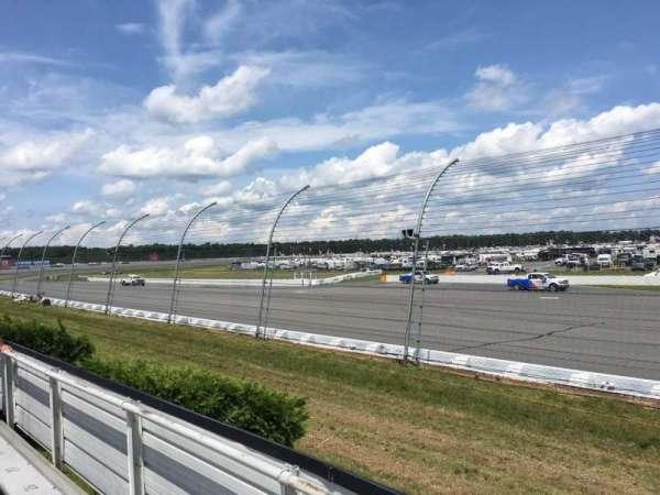 Pocono Raceway, section: 137, row: 3, seat: 13
