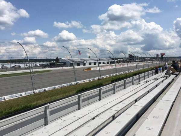 Pocono Raceway, section: 139, row: 7, seat: 19