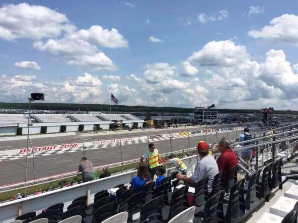 Pocono Raceway, section: 241, row: 25, seat: 9