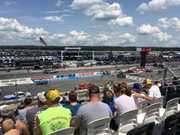 Pocono Raceway, section: 229, row: 33, seat: 15