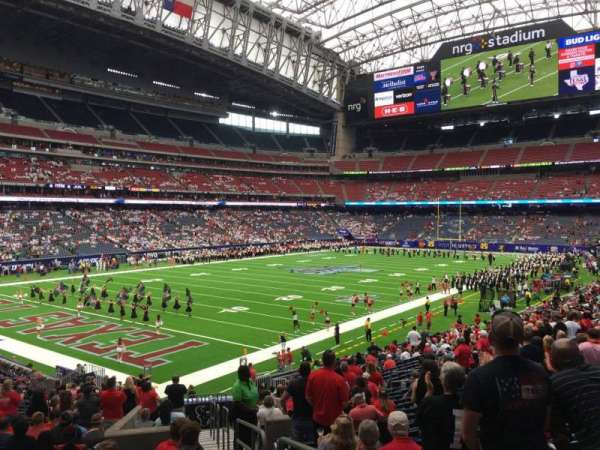 NRG Stadium, section: 133, row: Cc, seat: 1
