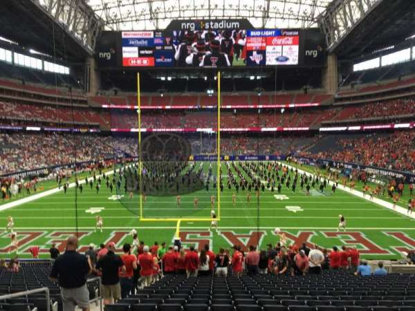 NRG Stadium, section: 136, row: Z, seat: 20