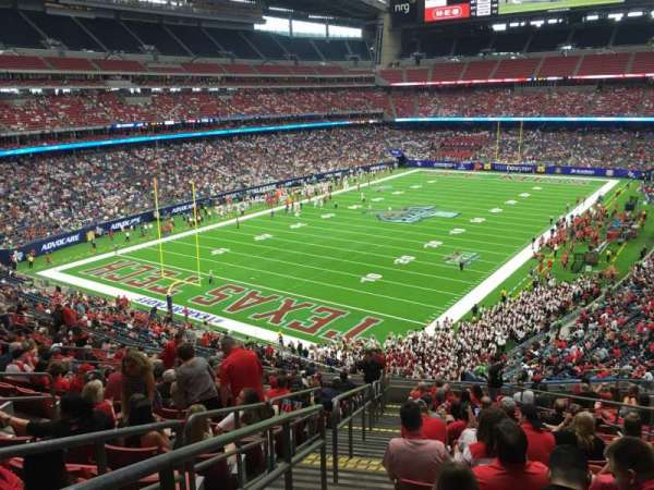NRG Stadium, section: 347, row: S, seat: 8