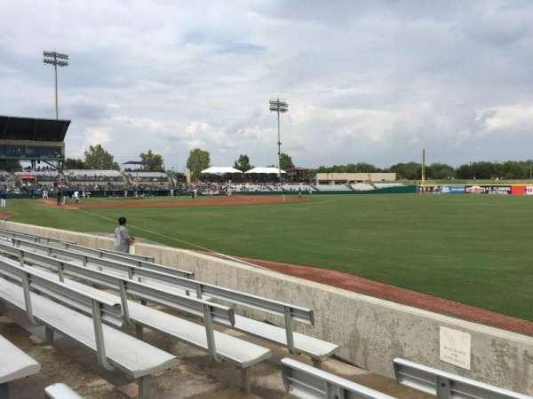 Nelson W. Wolff Municipal Stadium, section: 124, row: G, seat: 4