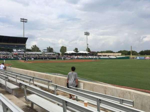 Nelson W. Wolff Municipal Stadium, section: 122, row: E, seat: 9