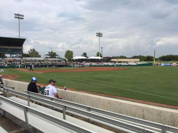 Nelson W. Wolff Municipal Stadium, section: 120, row: E, seat: 15