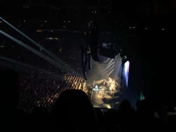 Nationwide Arena, section: 201, row: J, seat: 7