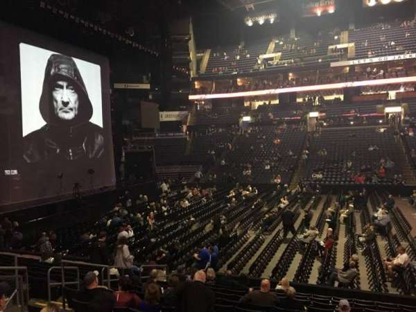 Nationwide Arena, section: 115, row: P, seat: 7