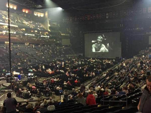 Nationwide Arena, section: 107, row: S, seat: 10