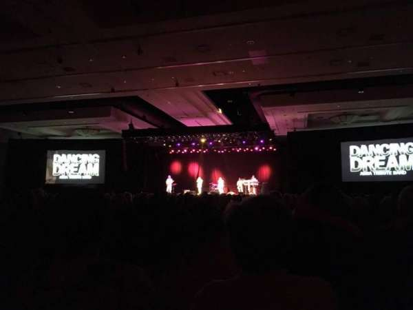 Seneca Niagara Events Center, section: Right