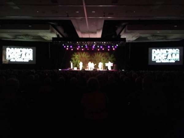 Seneca Niagara Events Center, section: Center