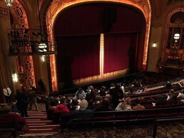 Shea's Buffalo, section: Balcony 6, row: L, seat: 47