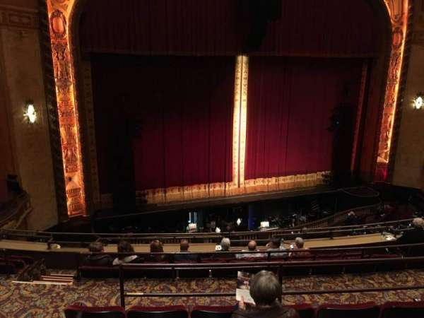 Shea's Buffalo, section: Balcony 5, row: E, seat: 21