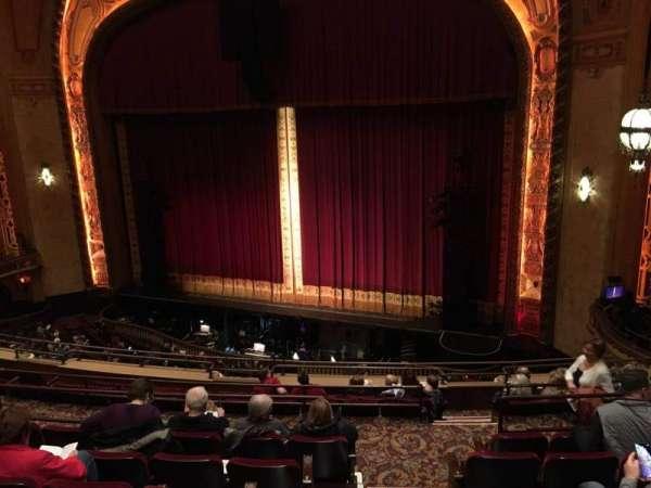 Shea's Buffalo, section: Balcony 2, row: G, seat: 26