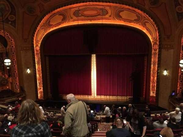 Shea's Buffalo, section: Balcony 3, row: L, seat: 2