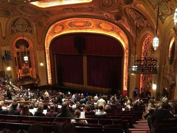Shea's Buffalo, section: Balcony 1, row: S, seat: 50