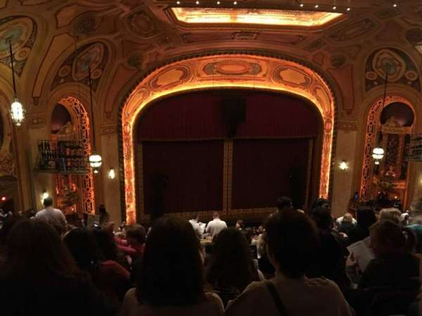 Shea's Buffalo, section: Balcony 5, row: U, seat:  19
