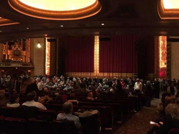 Shea's Buffalo, section: Orchestra 1, row: X, seat: 30