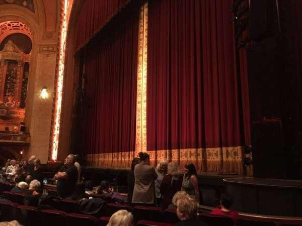 Shea's Buffalo, section: Orchestra 1, row: G, seat: 30